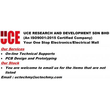LIGHT-DEPENDENT RESISTOR LDR / PHOTORESISTOR / PHOTO-CONDUCTIVE CELL CDS (5PCS / PACK)